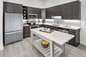 Kitchen stainless steel applicances