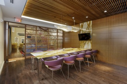Conference room available for resident use and rental