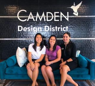 Camden Property Trust Life at Camden 3