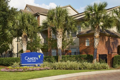 One two and three bedroom apartments westchase district