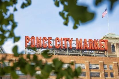 Ponce city market near community