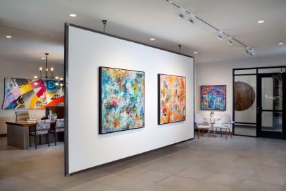 Community Art Gallery