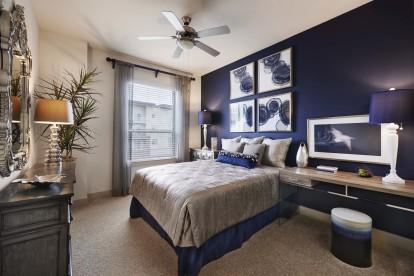 Large bedroom suite