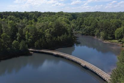 Walking Trails at Clayton County International Park
