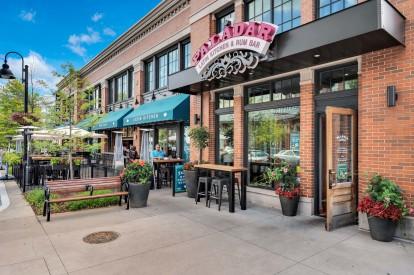 Paladar Restaurant in Downtown Crown