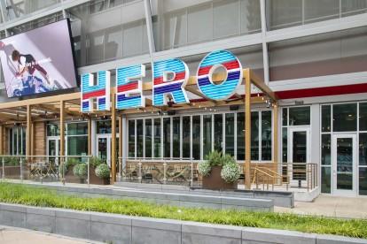 Hero nearby restaurant