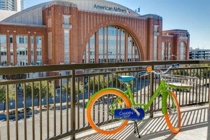 Ideal location near american airlines center