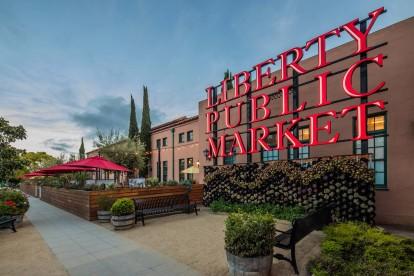 Liberty Public Market food hall