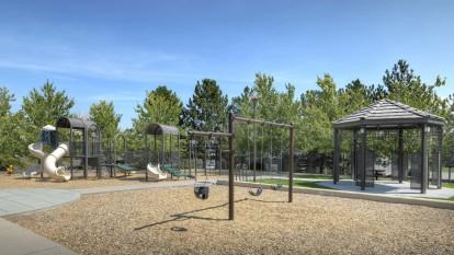 With playground