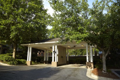 Car care center onsite