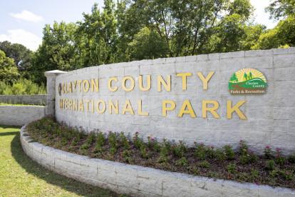 Nearby Clayton County International Park