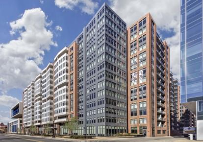 Building exterior daytime