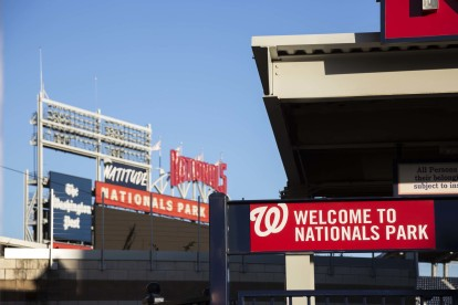 Nearby nationals park