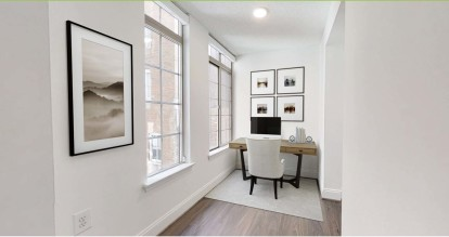 Mcpherson square metro home office space
