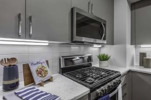 Kitchen silestone quartz countertop