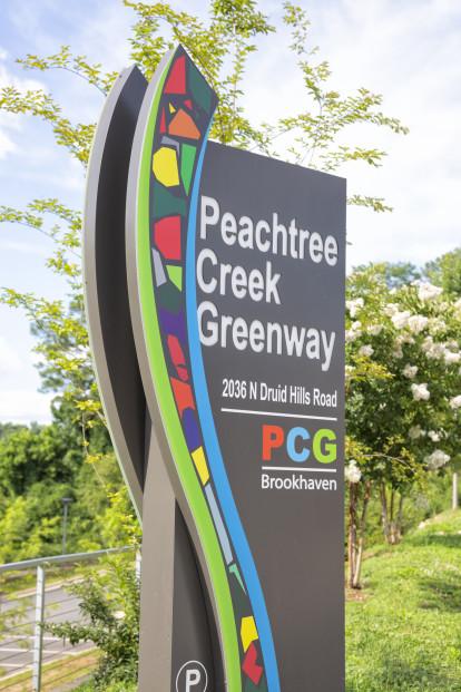 Nearby Peachtree Creek Greenway