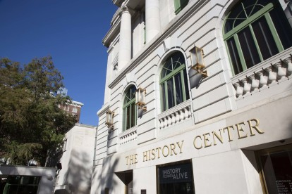 History center and museums
