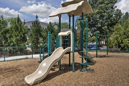 Amenity slide