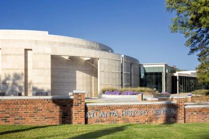 Atlanta history museum in buckhead neighbhorhood neaby