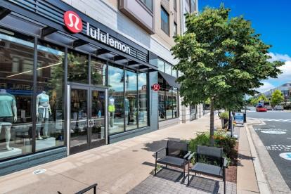 Lululemon in Downtown Crown