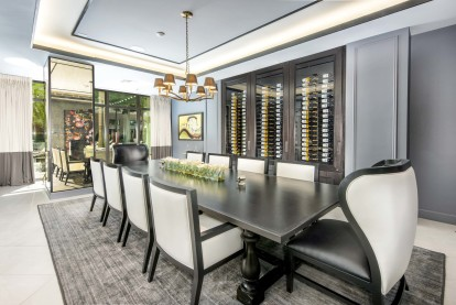 Private Dining Room with Catering Kitchen