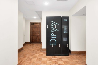 On-Site Dryy Cleaning Lockers