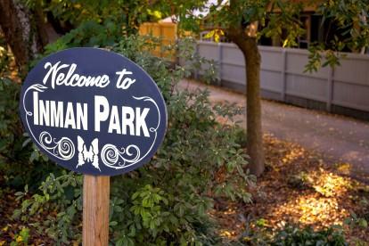 Inman park near community