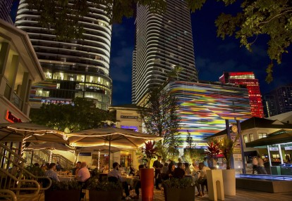 Enjoy the nightlife and all the city has to offer