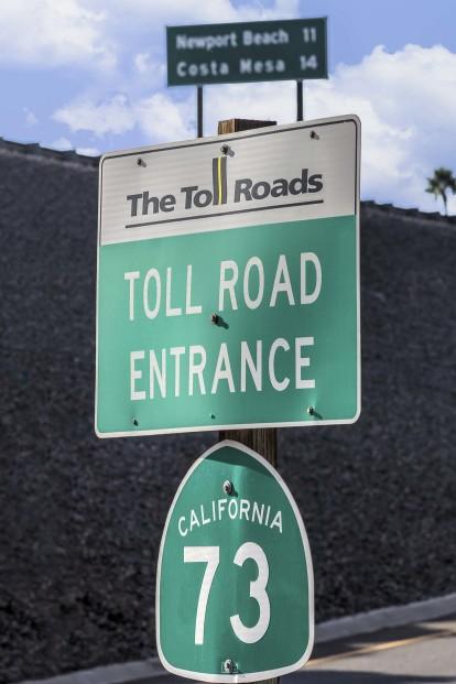 Neighborhood ca toll road 73 orange county