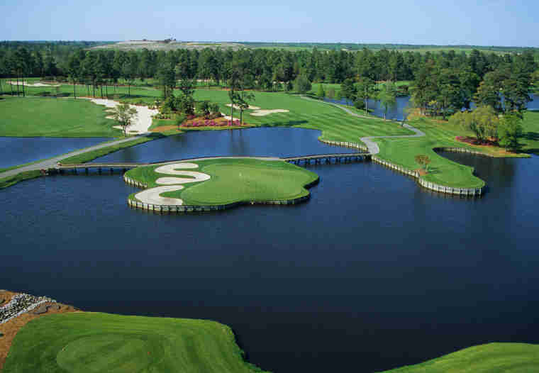 Kings North Golf Course, Myrtle Beach