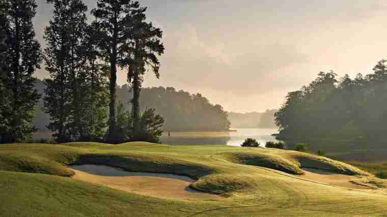 Grand National Golf Club, Alabama