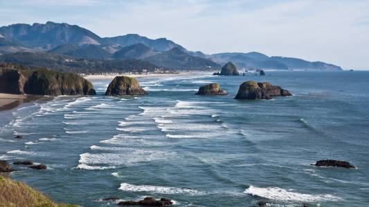Beaches, Oregon