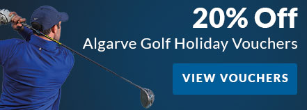 20% Off Algarve Golf Holiday Vouchers