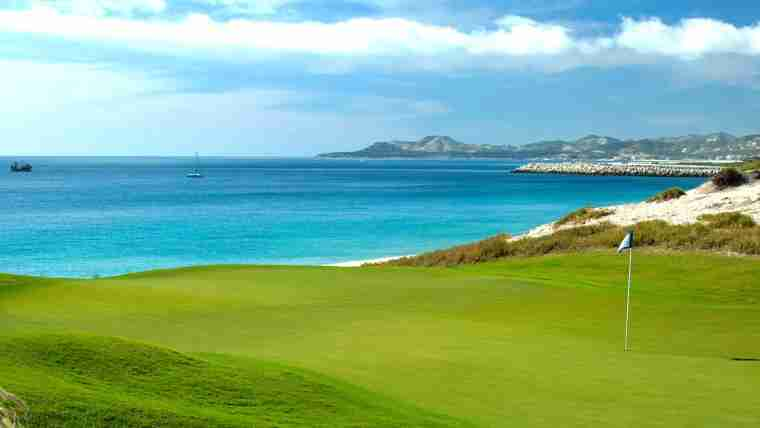 Cabo Real Golf Club, Mexico