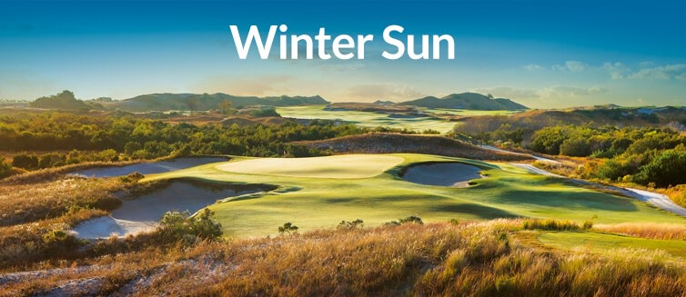Winter Golf Holidays