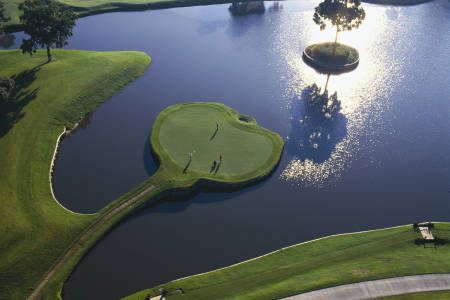 Golf in Florida, USA