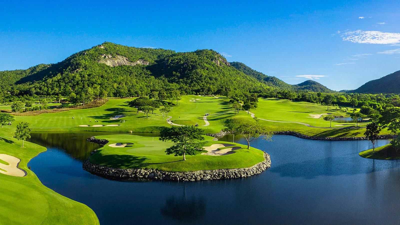 Hua Hin Golf Holidays | Golf Deals & Breaks in Hua Hin with Flights