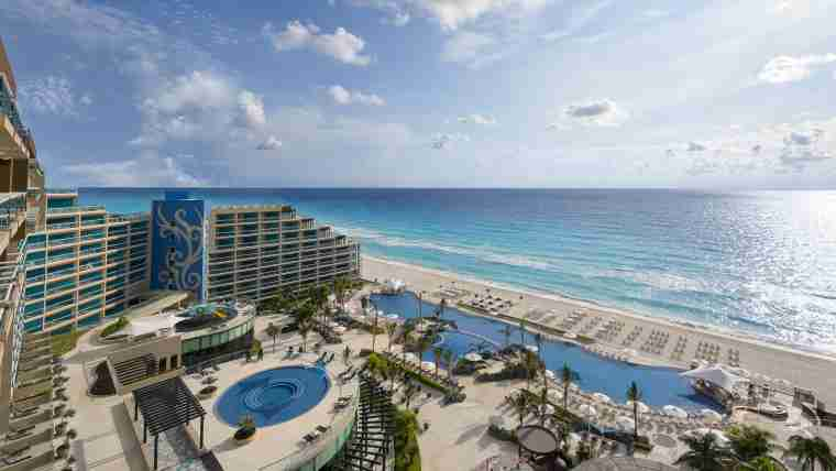 Hard Rock Hotel Cancun, Mexico