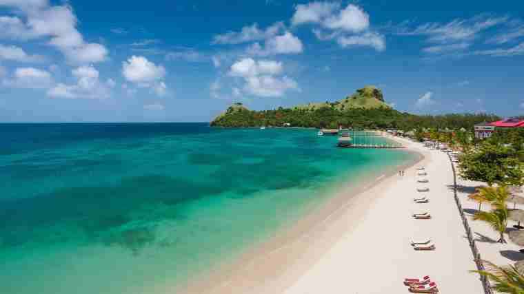 Pigeon Island, St Lucia
