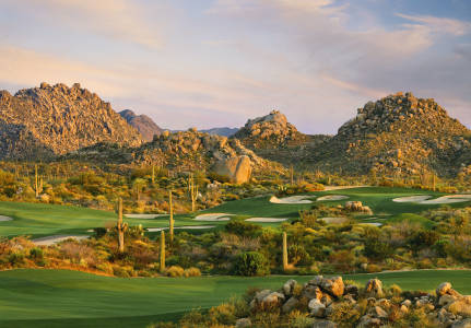Golf in Arizona, USA
