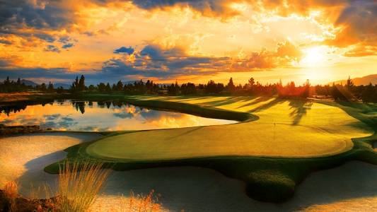 Pronghorn Resort, Oregon