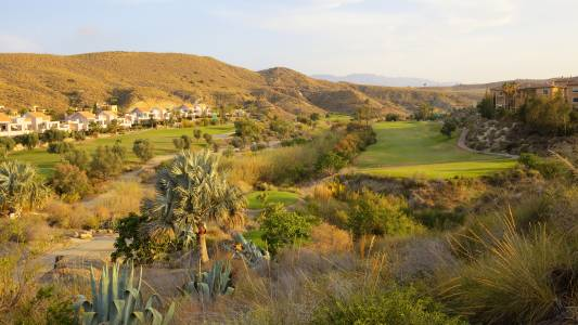 Valle Del Este Golf Resort, Costa Almeria