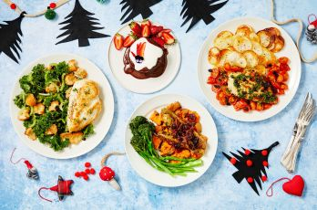 Start feelin' festive with Dinnerly