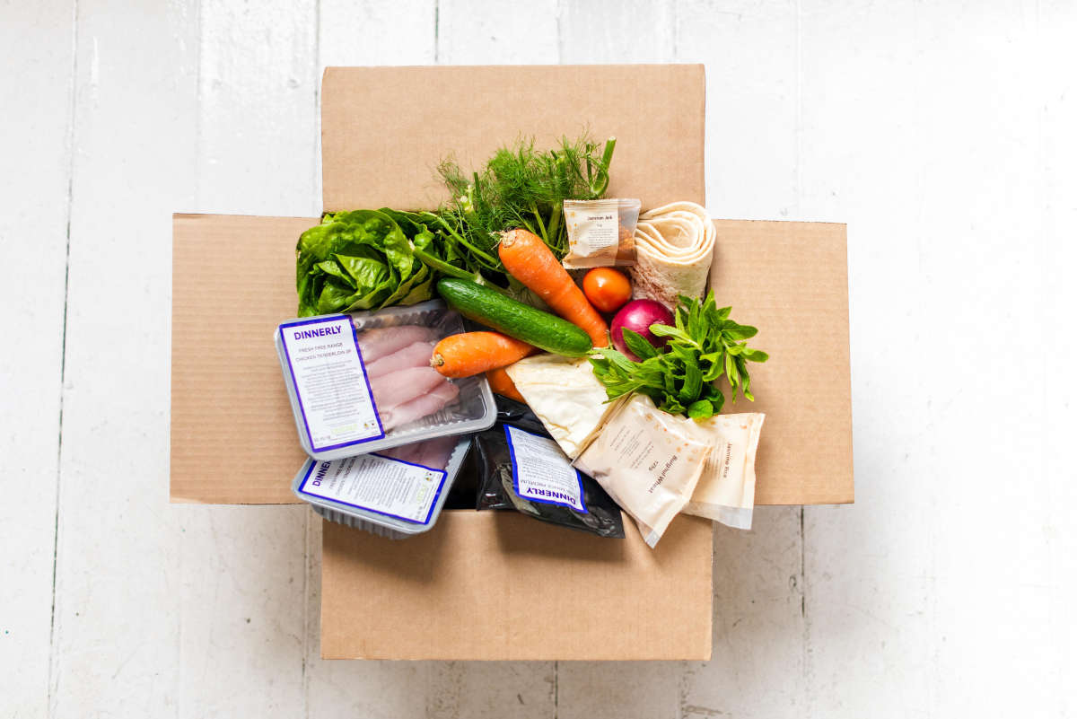 Dinnerly Family Box Now in Darwin