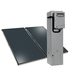 Solar - Residential - Products - Rheem Hot Water