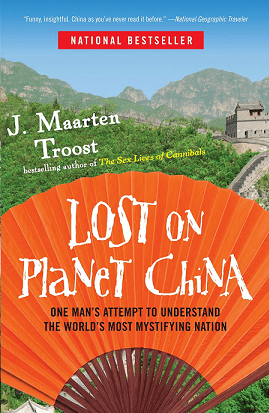 Books about China: Troost