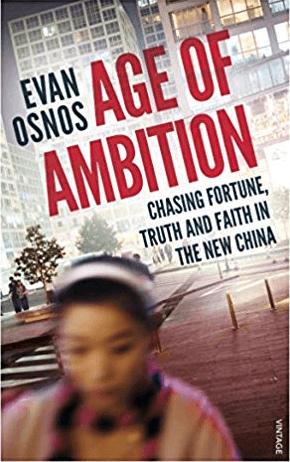 Books about China: Osnos