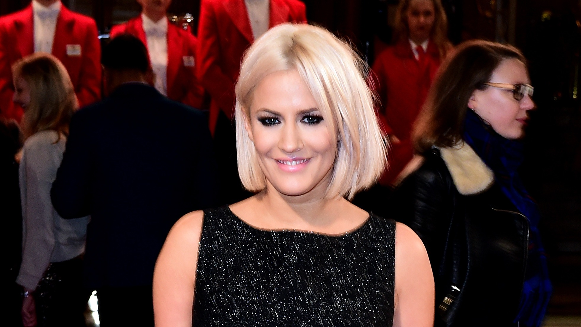 Caroline Flack Confirms Exit From The X Factor Itv News