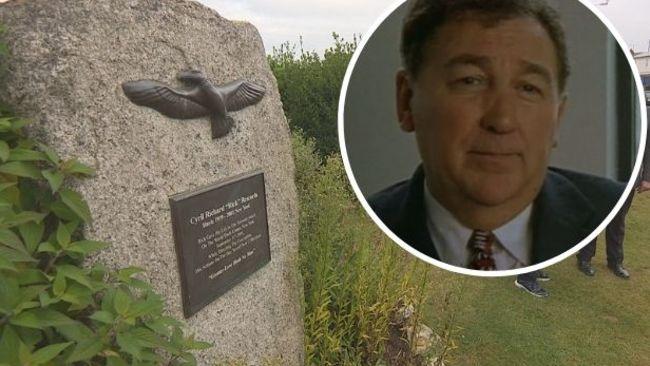 Rick Rescorla memorial Hayle
