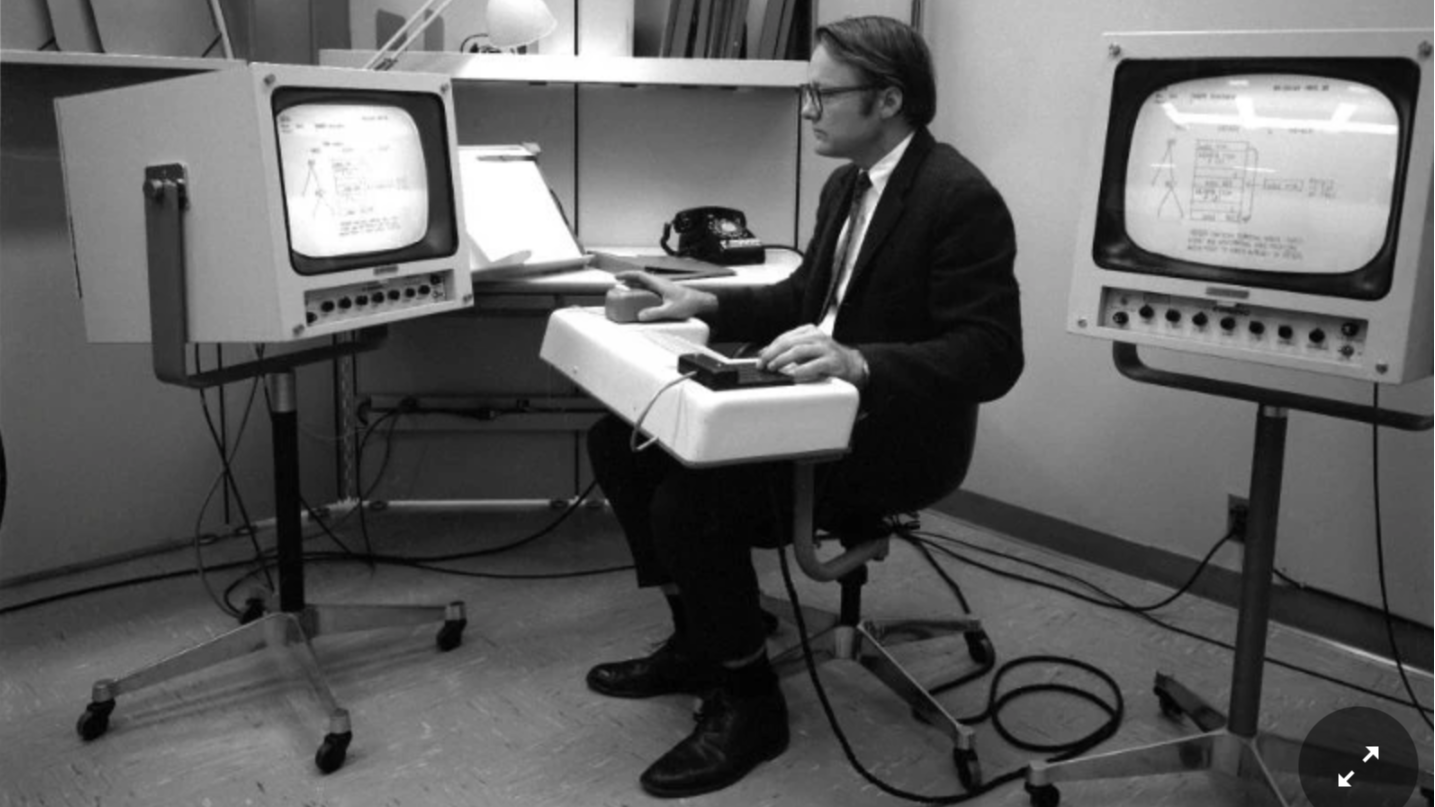 William English, co-creator of the first computer mouse, dies at 91| ITV News